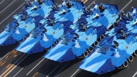 """俄罗斯人赞不绝口!最强两栖战车真容曝光,被誉为""""中国水上漂"""""""