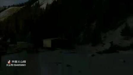 新疆天山西沟煤矿