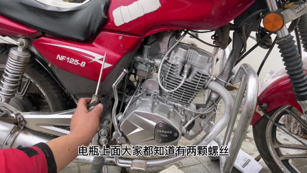 长时间放置不骑的摩托车,学会这样保养,即使放置几年也不会坏