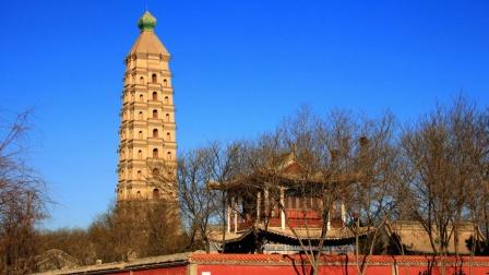 宁夏银川之旅 银川的宝塔