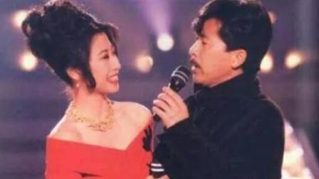 1992年叶倩文和林子祥甜蜜合唱《选择》,现场氛围非常浓烈