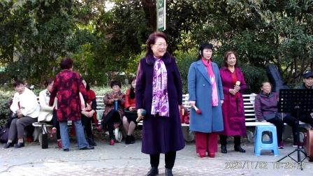 豫剧唱段(回府来,只觉得心神不定)周惠萍老师新唱,朱德久板胡伴奏