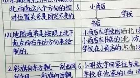 王小明同学已交卷,你怎么才写到第二页