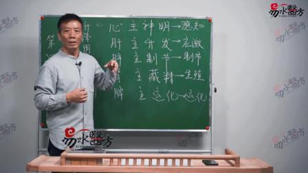 杨斌《国史藏医》揭秘五脏各单位在你生活中,都责任哪一方面!