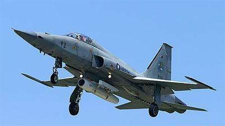 海上坠机有多危险?F5训练坠毁,飞行员成功弹射却仍身亡
