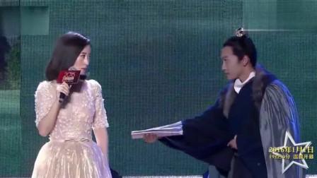 刘敏涛深情献唱《红颜旧》,胡歌一直在台下抹眼泪,唱到心里了