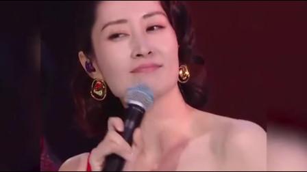 刘敏涛回应醉酒式唱歌,怎么听她说话,也像刚喝完酒一样