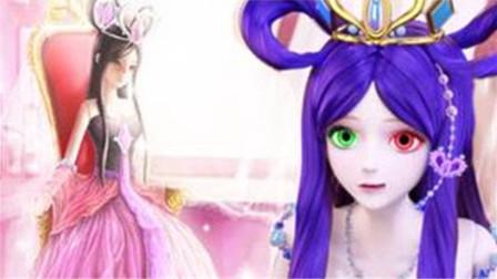 叶罗丽:新版罗丽公主衣服上的细节,已经证明,她就是这位神秘仙子!