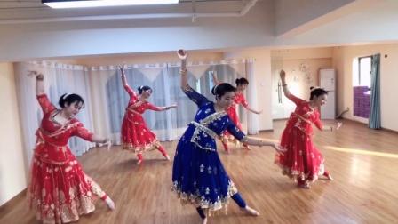 『舞蹈展示』印度宝莱坞《你的双眸》MV版【杭州太拉国际东方舞&印度舞培训漫漫老师】