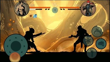 暗影格斗:等离子步枪VS日蚀梅儿