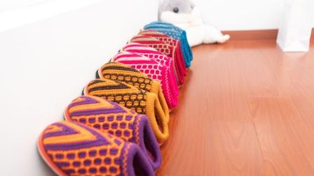 28鞋绳编织手链 图解巧手女工毛线棉鞋编织花样图纸