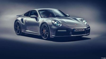 新款保时捷911 Turbo S,百公里加速不到3秒!
