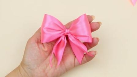 【布张扬手造】【资源分享】丝带蝴蝶结的系法