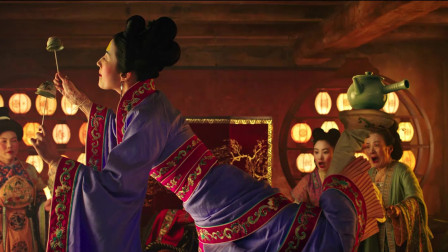 甄子丹电影《花木兰》:刘亦菲的调皮捣蛋!