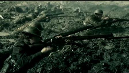 战壕、铁丝网、重机枪、大炮,构成了一战的经典画面