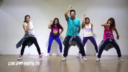 Closer - zumba舞蹈视频教学 减肥健身舞