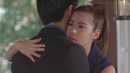 命中注定我爱你:妮子认清内心,还是很爱总裁,塔亚含泪忍痛放手