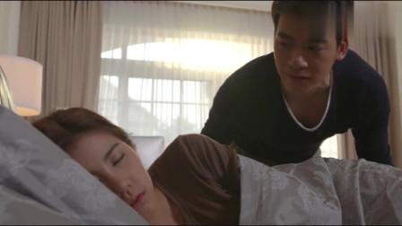 命中注定我爱你:帕乌早晨起来看到妮子的睡颜,生生被迷住了