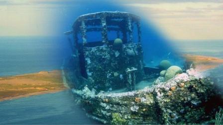 """大西洋""""死神岛""""之谜,孤岛吞噬500余艘船"""