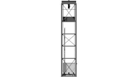 丹巴赫高速垂直升降机