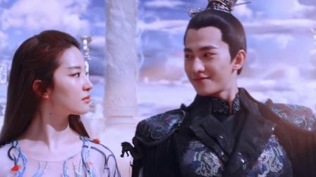 和刘亦菲拍吻戏是什么感觉?杨洋都脸红了