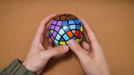 VeryPuzzle五魔球V1.0-C1版还原教程(3.还原棱块)