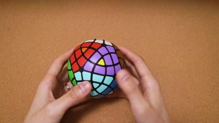 VeryPuzzle五魔球V1.0-C1版还原教程(4.还原角块)