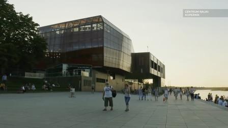 在波兰华沙哥白尼科学中心了解宇宙的奥秘
