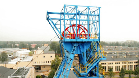 波兰探索圭多煤矿的历史和惊人的煤炭资源