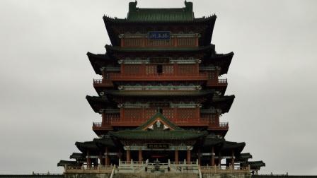 江西旅游第四集:吉安渼陂古村·南昌滕王阁、八一广场、绳金塔、八一起义纪念馆