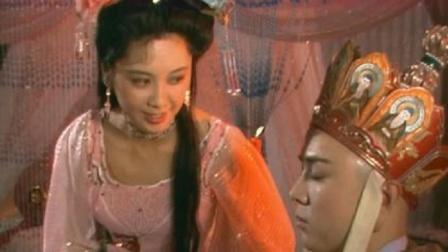 西游记:唐僧是真的对女王动了心,连睁眼都不敢,生怕动了凡心
