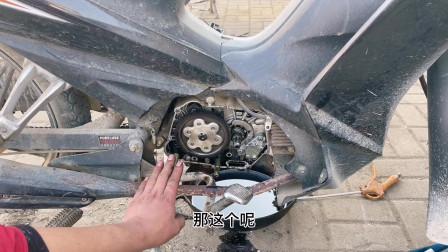 国产的摩托车发动机为什么比进口的发动机声音大呢?师傅来告诉你答案