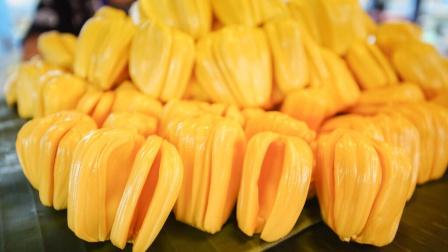 爱吃菠萝蜜的要留意了,我也是今天才了解,快告诉身边的人