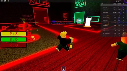 外星恐怖电梯:最古老的版本,里面的玩家都可以随便虐妖怪