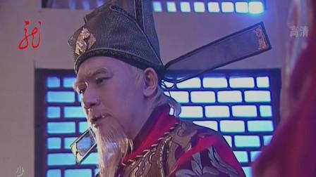 少年包青天:不相信八贤王就是凶手,继续追查,发现狸猫换太子