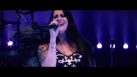 【金属乐界】芬兰-荷兰-英国力量金属NIGHTWISH - Ever Dream温哥华现场