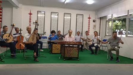 潮州音乐:出水莲
