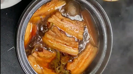 家常菜卤肉简单做法