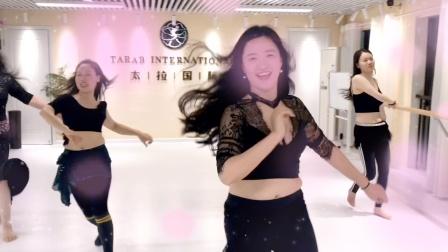 『舞蹈展示』肚皮舞民俗融合《Iraqi shaabi》集体MV版【杭州太拉国际东方舞&印度舞培训漫漫老师】