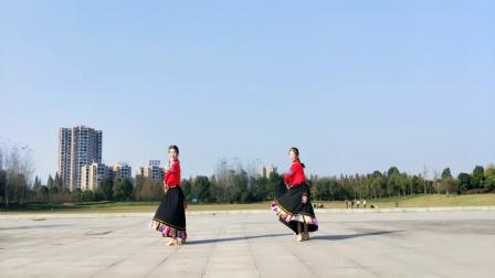 《九千年的承诺》编舞:应子   习舞:含羞草   黑玫瑰