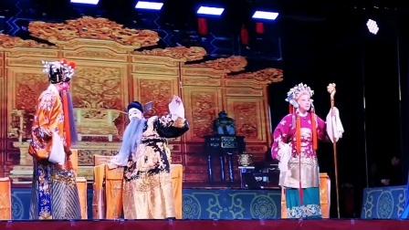 洛阳市豫剧院关美利《我一见他君臣来赔礼》经典传唱
