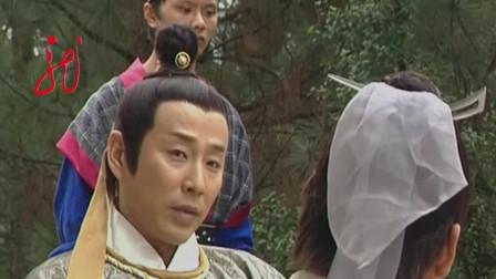 少年包青天:皇宫内的宫心计,皇上为了保住自己的地位,只能牺牲爱人