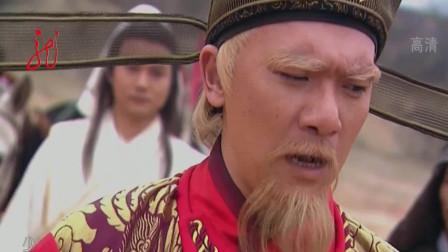 少年包青天:庞太师要谋反了,带着重兵进攻,幸亏包拯跑得快
