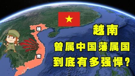 曾属中国藩属国的越南到底有多强?
