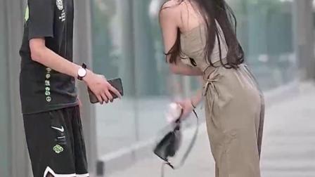 遇到这种女生还不好好珍惜?#男友力