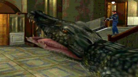 生化危机2之鳄鱼大逃亡 第1期