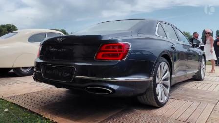 2020款宾利飞驰 W12到货,打开车门才是奢华的开始!