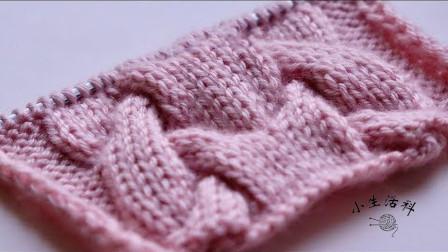 女孩的假领,高领羊毛衫的脖子,精美的围脖,常规织法,漂亮实用