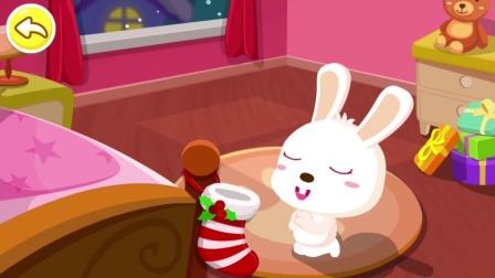宝宝巴士游戏:妙妙有收到礼物吗?