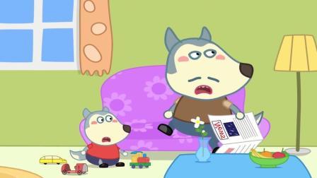 在妈妈面前,超级英雄钢铁侠和绿巨人也不好使,儿童家庭教育动画